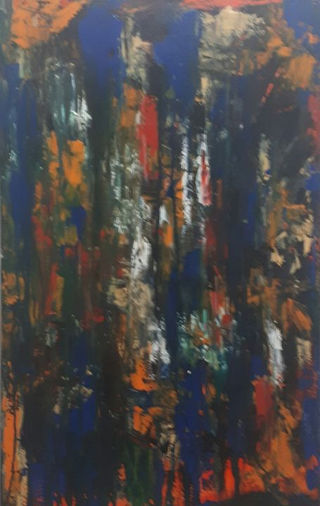 Abstrato Lirico - Neilon Batista
