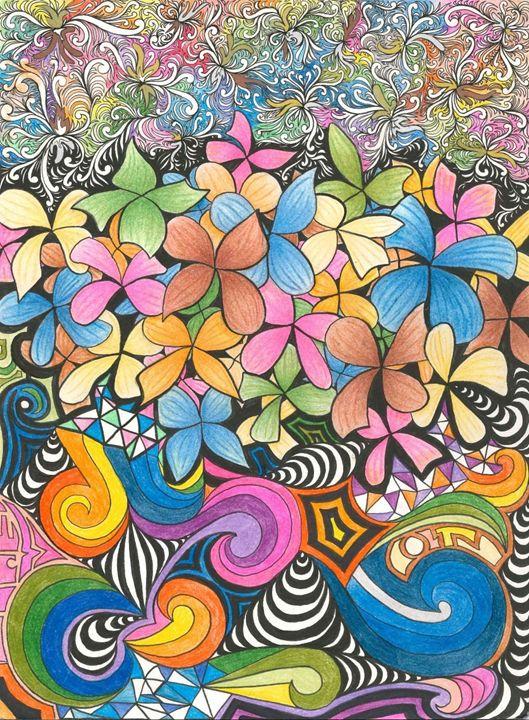 Epic Florals - Evalenna