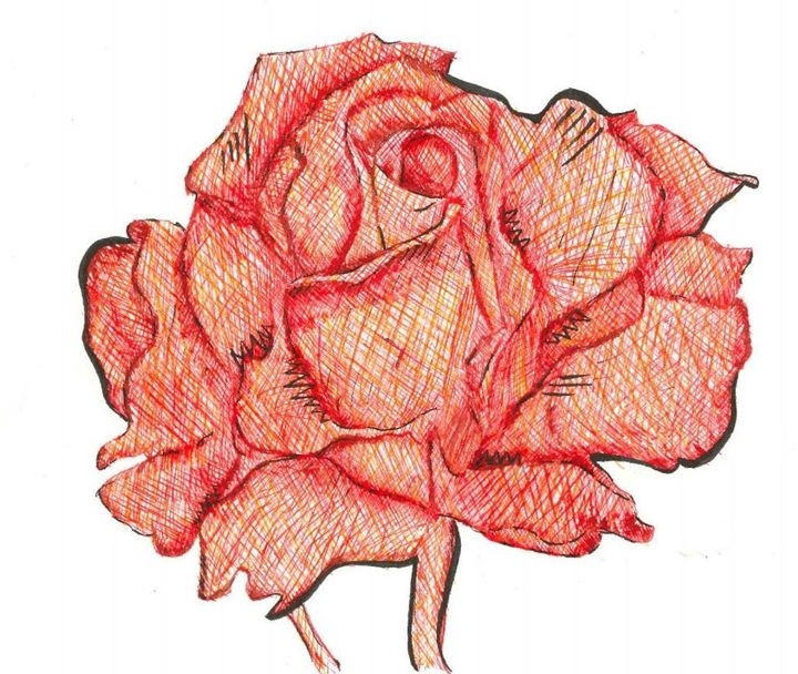 Rose - Evalenna