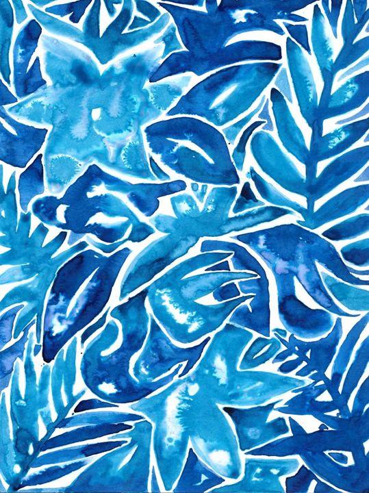 Natural Blue - Evalenna