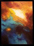 18 x 20 - Acrylic abstract