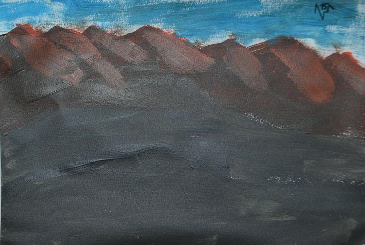 Mountains I - Wolf