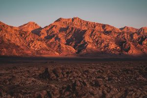 Sunrise in the Sierras 2