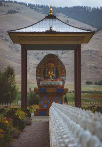 Garden of 1,000 Buddha's