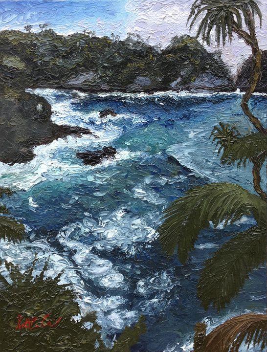 Swirling Waters - Scott A. Emrick