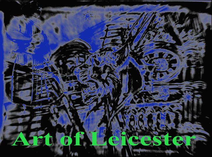 Art of Leicester - Pritesh Manji
