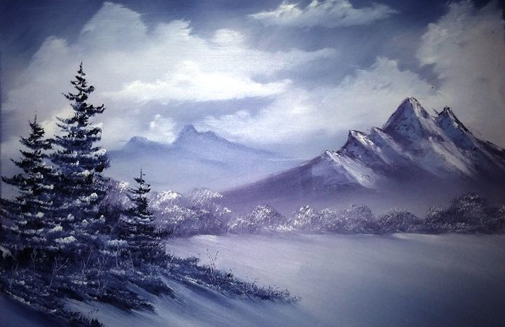 Along The Ridge - Ron Ragusa