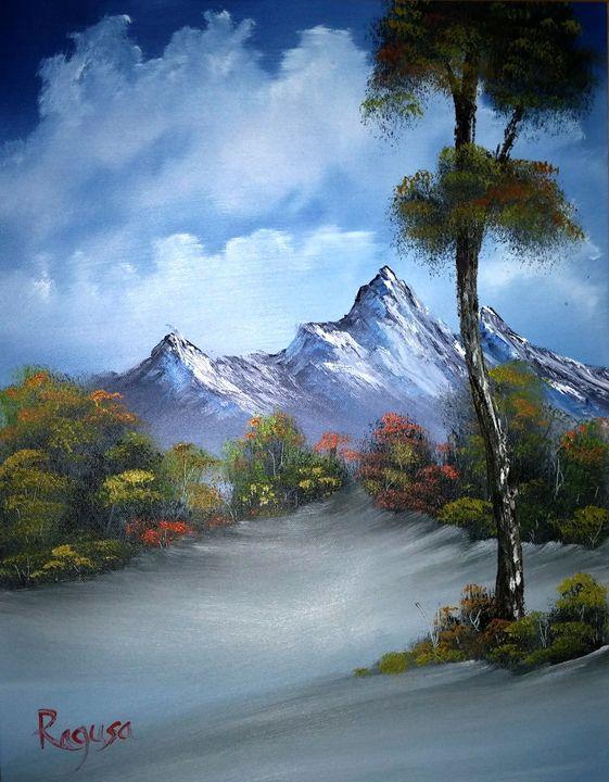 Three Peaks Mountain - Ron Ragusa