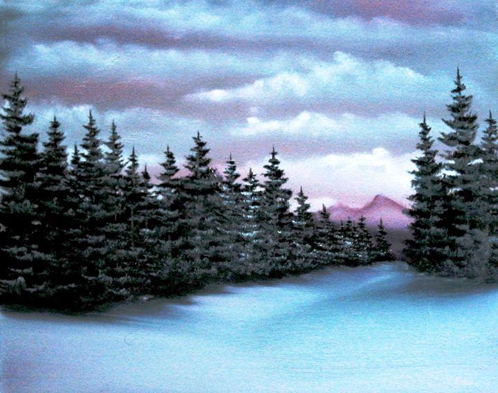 Evergreen Grove - Ron Ragusa
