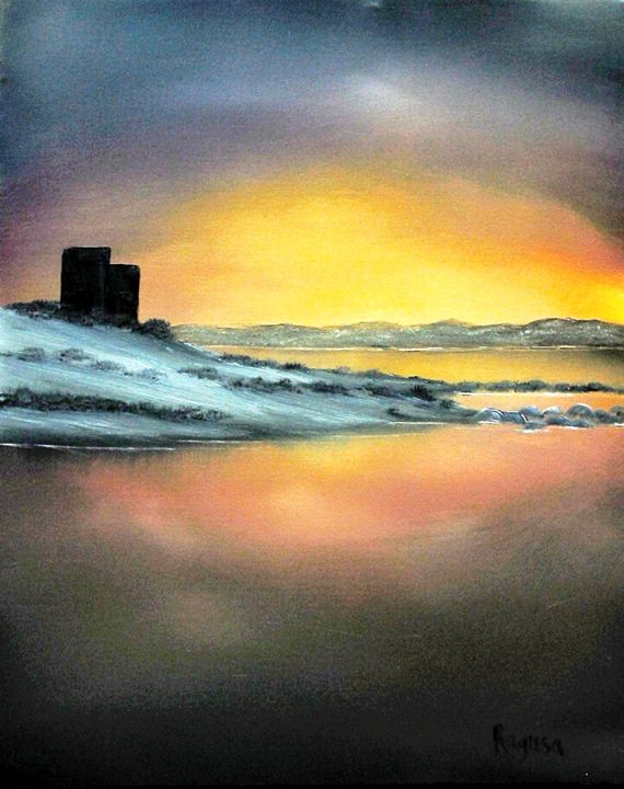 Galway Bay - Ron Ragusa