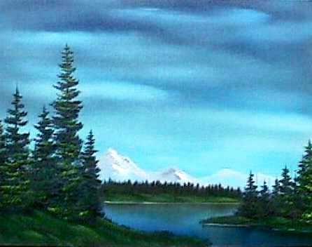 White Mountain Range - Ron Ragusa
