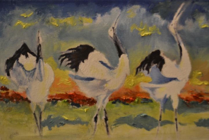 Delicate Swans - Nimo Gallery