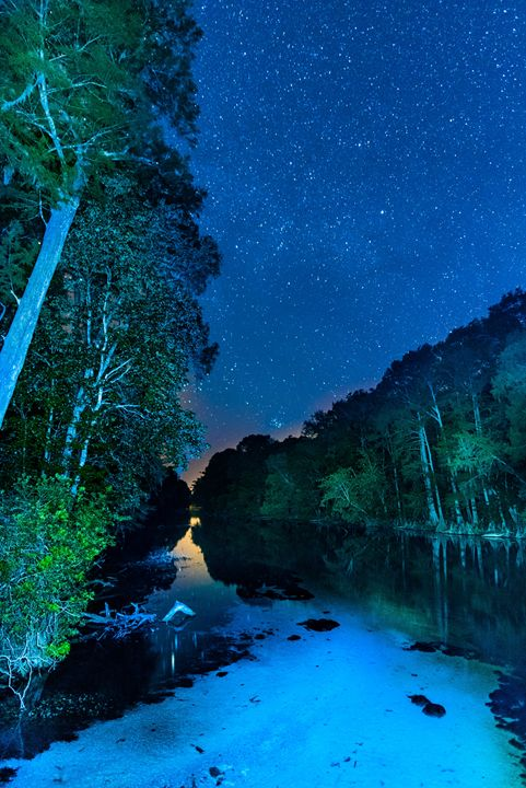 The Confluence - Photography by Michael Riffle