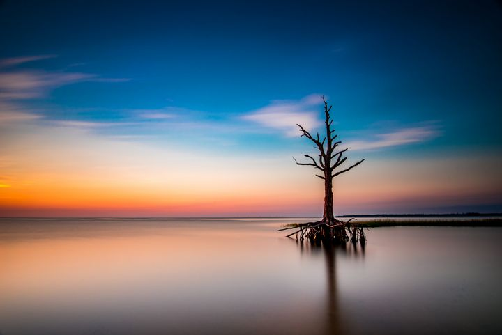 Sunrise - Photography by Michael Riffle