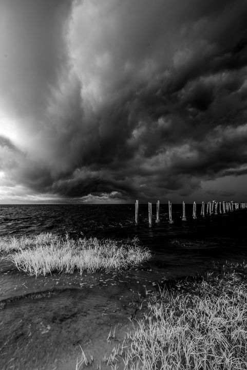Ominous - Photography by Michael Riffle