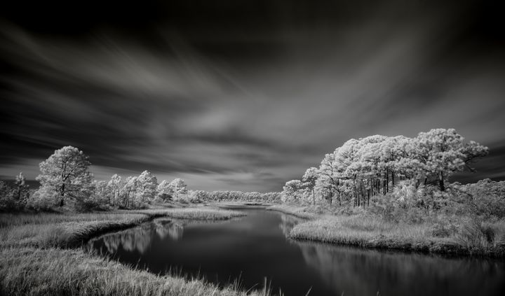 Dark Waters - Photography by Michael Riffle