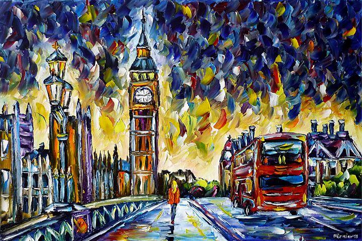 Westminster - Mirek Kuzniar