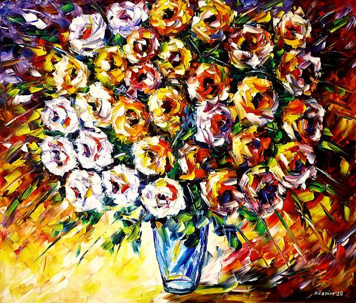 Flowers Of Love - Mirek Kuzniar