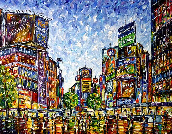 Tokyo - Mirek Kuzniar
