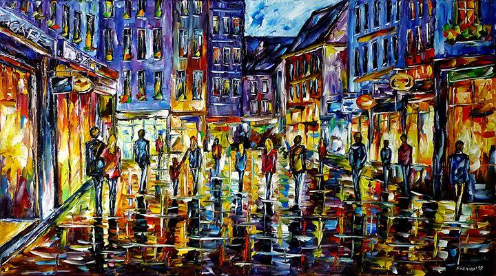 City Stroll - Mirek Kuzniar