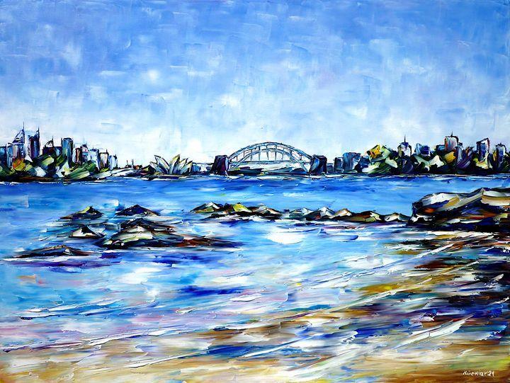 Milk Beach, Sydney - Mirek Kuzniar