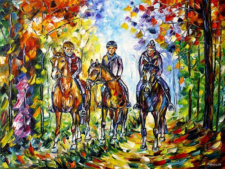 Family Ride - Mirek Kuzniar