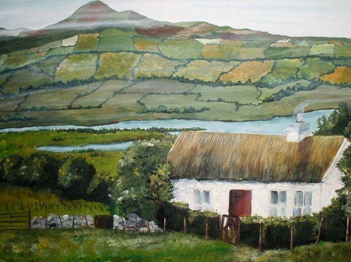 """Home"",  County Mayo, Ireland - Emerald Isle Dreams"