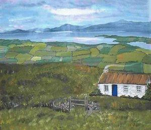 Bantry Towne & Bay, Co.Cork, Ireland