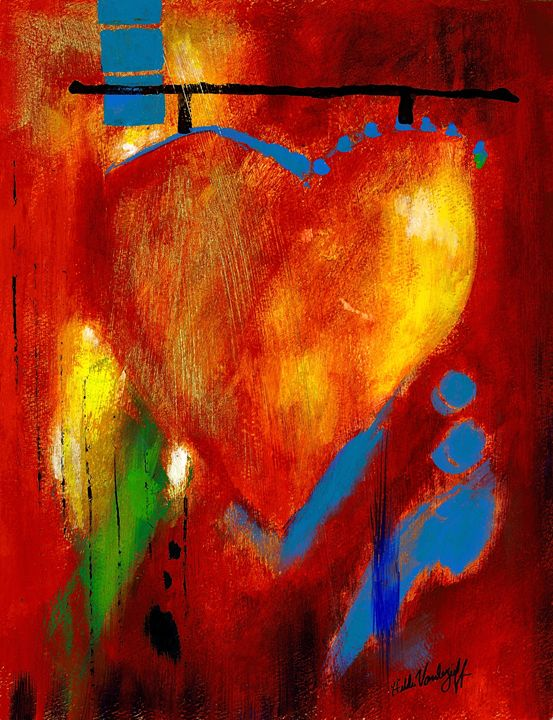 Heart - Hilda Vandergriff
