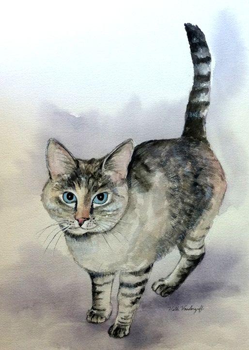 Cat - Hilda Vandergriff