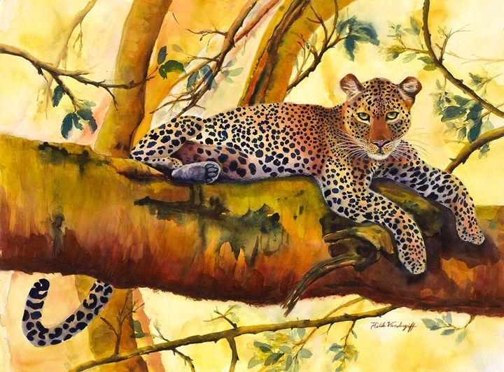 Leopard - Hilda Vandergriff