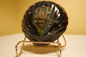 "Orgone Energy ""Crystal Shell"""