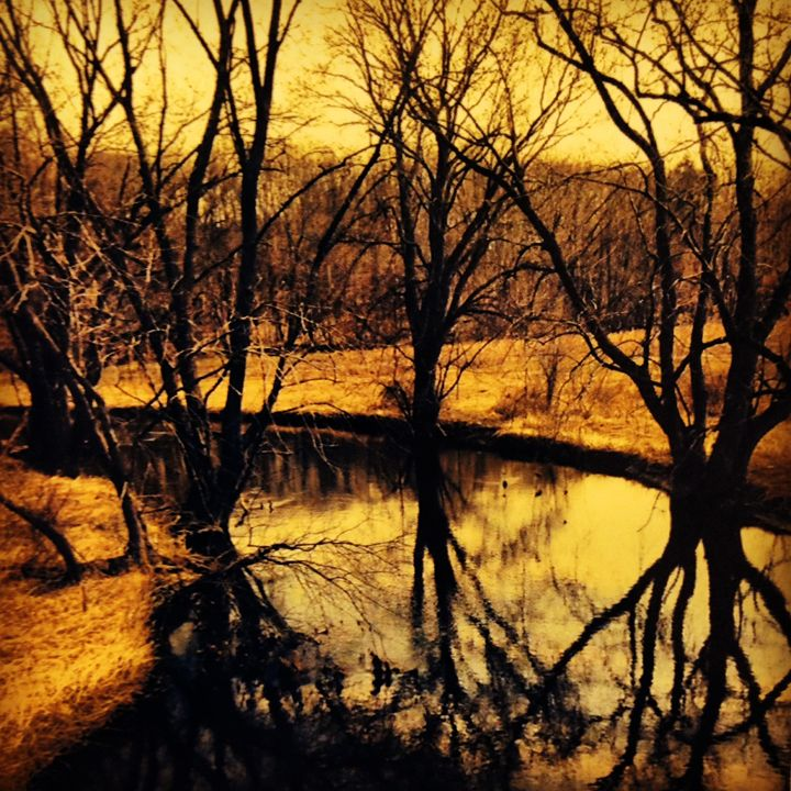 Crickle creek - North Woods Photography