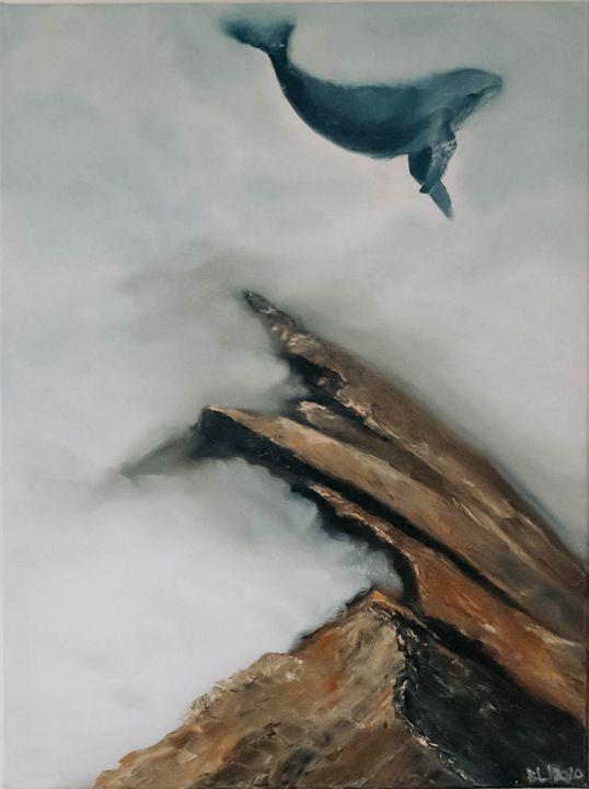 Whale - ELEONORA ART