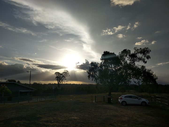 Bellbowrie before sunset - Ed's Images