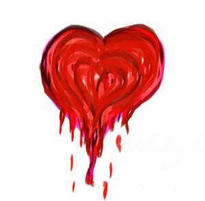 Bleeding Heart - Anonymous Scot