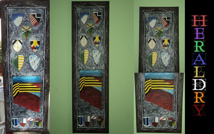 Heraldry - rexalanii