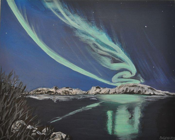 Aurora Borealis - Fledgling Creations
