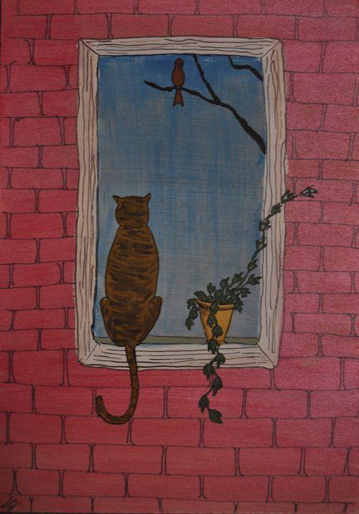 Peeping Tom - Fledgling Creations