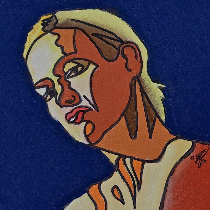 Portrait- Away - Remy Grenier
