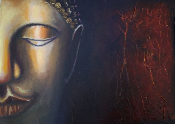 Bouddha-buddhism - Remy Grenier