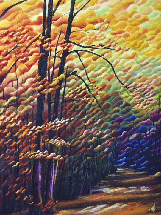 Lake trail - Remy Grenier