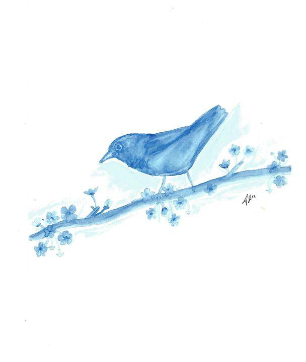 Hello, Bluebird - Ink'd by A