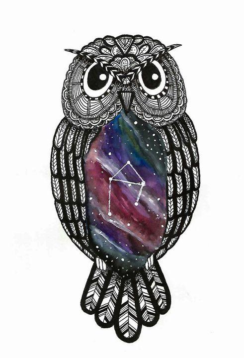 Owlibra - Ink'd by A