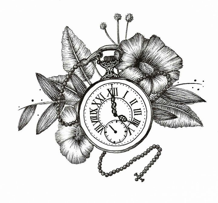 Time Spent - Ink'd by A