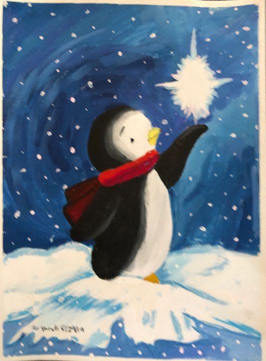 Penguin star - Tinyrainbow