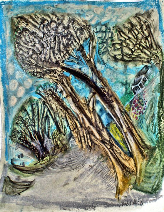 Tall Trees up the Block - Don Schaeffer's Gallery