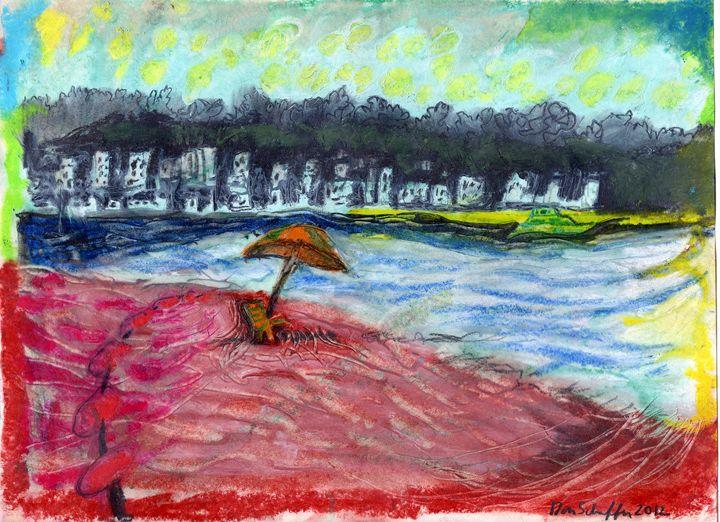 Centerport Beach - Don Schaeffer's Gallery