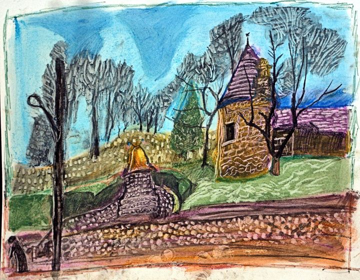 Historic Burial Ground - Don Schaeffer's Gallery