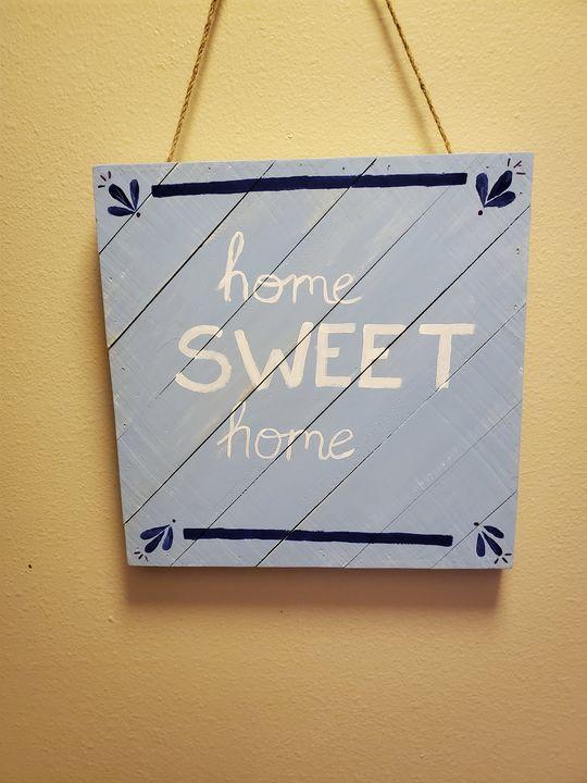 Home sweet home - Stahler Arts